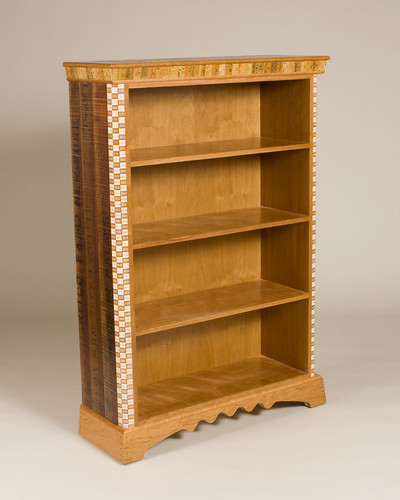 Bookcase - Yardsticks
