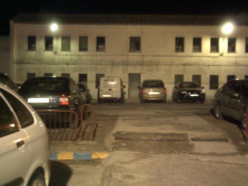 Edificio abandonado (Lebrija)