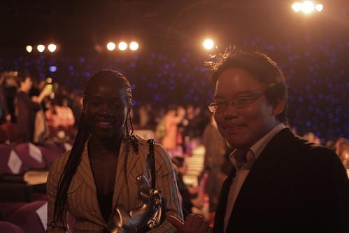 KOUNDI AND THE NATIONAL THURSDAY director Ariane Astrid Atodji wins an award
