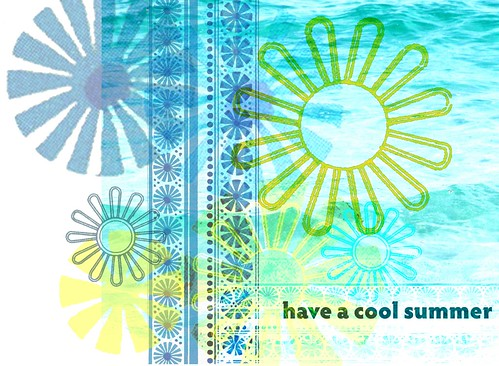 Happy Holidays!-Have a Cool Summer
