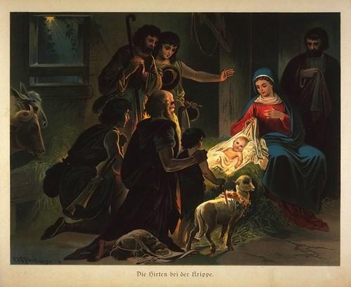005-Das Weihnachtsbuch 1883-Adamy von Heinrich-Universität Bibliothek Oldenburg