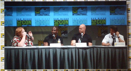 The Expendables, San Diego Comic-Con 2010