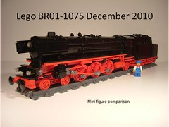 Slide19 (Johan_vd_Heuvel (Teddy)) Tags: city train town lego engine steam locomotive moc 1075 br01 br011075