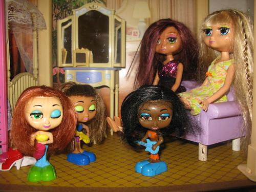 Diva Star dolls by Mattel