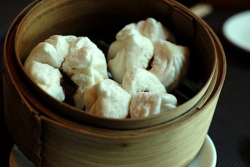 Steamed Char Siew Bao