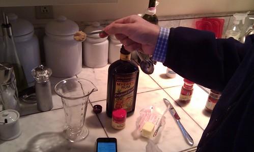 Hot Buttered Rum 03