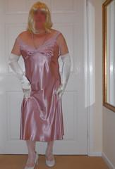 Wendy Satin (3) (Wendy Satin) Tags: stockings cd satin silky nighties