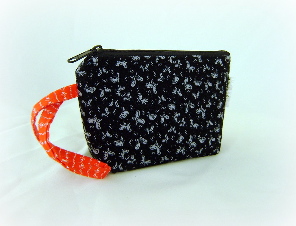 Butterflies wristbag