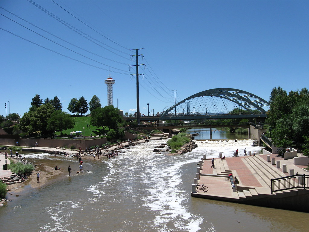 Confluence Park - Denver, CO