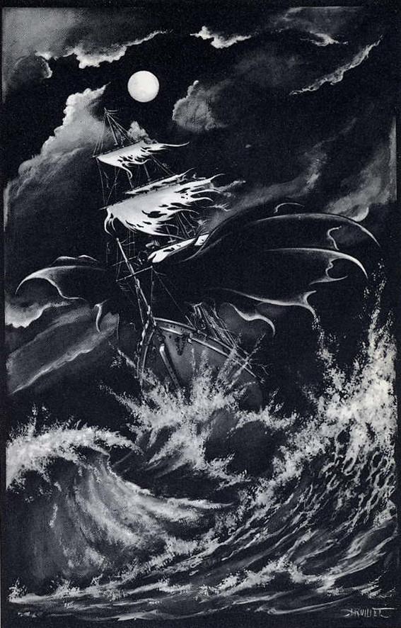 Philippe Druillet - Bram Stoker's Dracula, 1968 - 7
