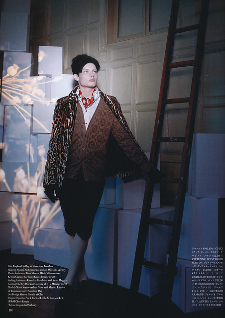 VOGUE HOMMES JAPAN5_030Mark Stanworth