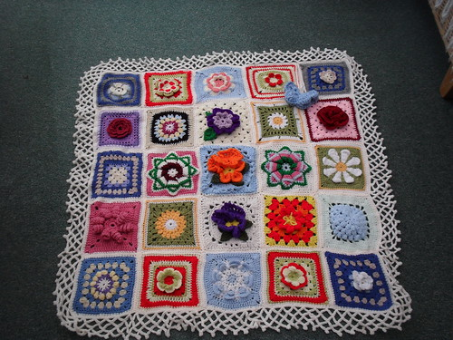 SIBOL 46. 'Please add note' Ladies! Thank you all for the gorgeous Squares!