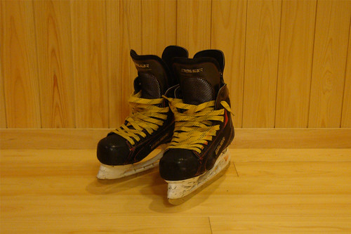 Bauer X:60 Limited 2009 hockey shoes