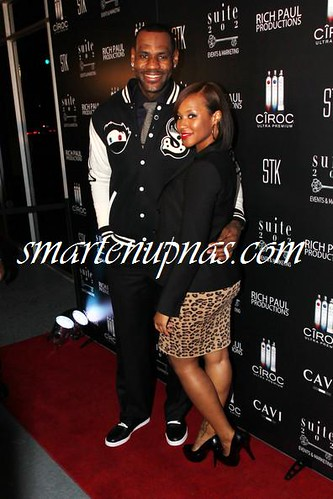 lebron birthday party pictures