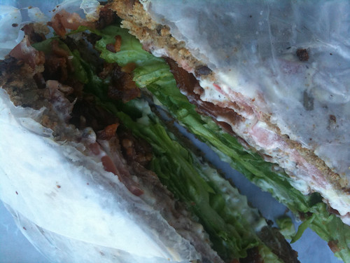 BLT Sandwich @ Choice Market - Clinton Hill, Brooklyn