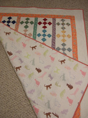 Sweet Dreams  baby quilt 03