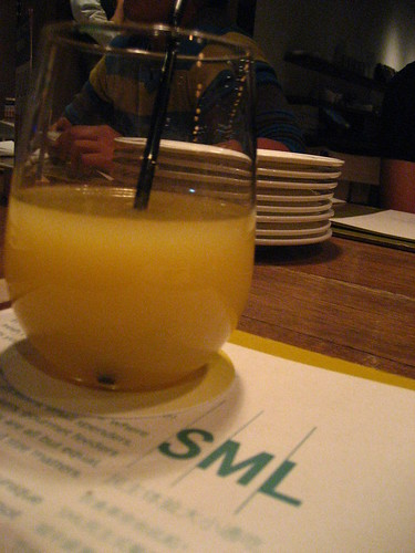 SML Restaurant At Causeway Bay