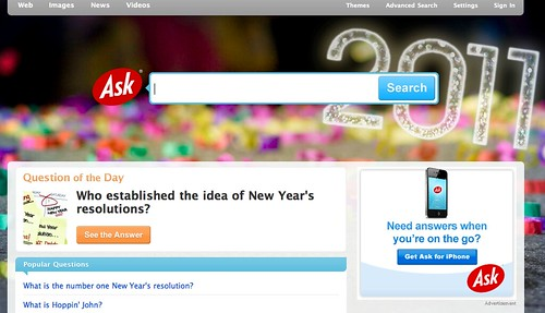 Ask New Years
