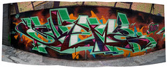 Sueme (Scotty Cash) Tags: toronto graffiti was fsu chuck 2010 nwk sueme 9lives