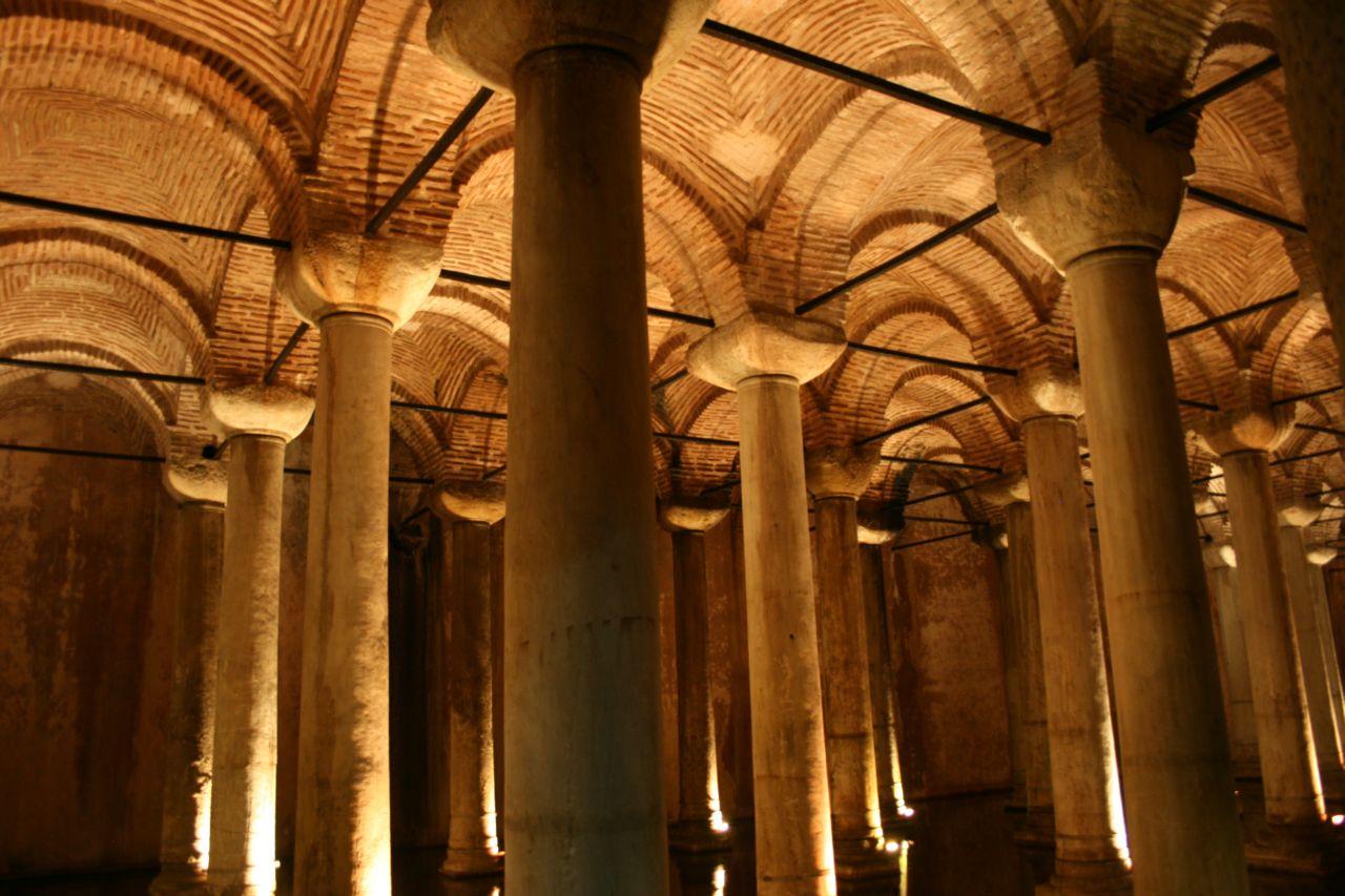The Basillica Cistern 05