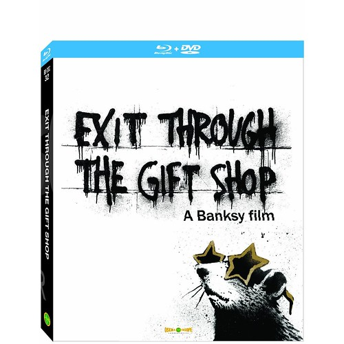 Exit Through the Gift Shop Banksy