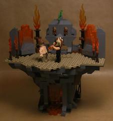 ToD - A 01 (Lego.Skrytsson) Tags: temple jones lego indiana chase doom warrior templeofdoom ugha