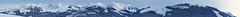 Alibi Pic :D (grrrrrrrrrrrrrrrrrrrrrrrrrrreg) Tags: blue schnee trees winter panorama orange white snow black mountains nature pano natur berge blau bäume schwarz weis