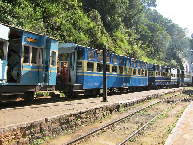 Blue Nilgiri Mountain Express