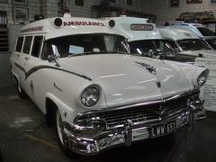 1957 Ford Mainline ambulance (sv1ambo) Tags: ford victoria ambulance 1957 historical service society mainline