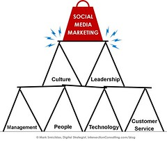 Social Media House of Cards