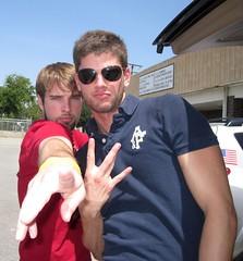Brothers (Tobyotter) Tags: family man male guy sunglasses leland friend brothers joshua shades josh