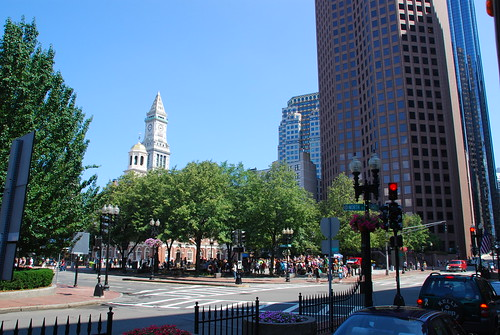 Boston: Last Day in New England