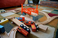 toy train wrecks are as predictable as projects with blatant failure patterns