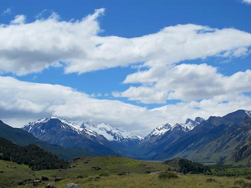 Valley Near El Chalten - Patagonia, Argentina
