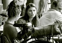 attimi rubati (mat56.) Tags: amsterdam bar monocromo moments candid nederland caff attimi sella olanda caf bicicletta momenti rubare rubati sellino mat56 streetcandy