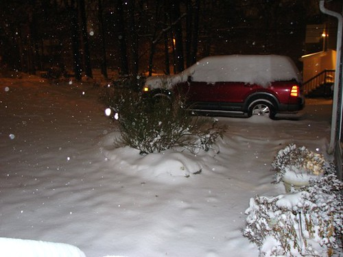 Atlanta Snow Storm 2011 by kathi_minikatie *Everyday