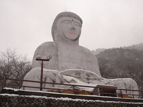北陸の大仏さま探訪『白馬大仏』@新潟県糸魚川市