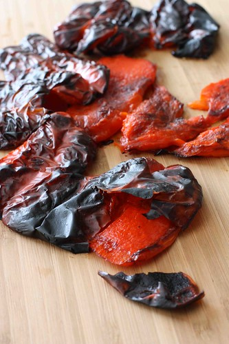 How to Roast a Bell Pepper | cookincanuck.com