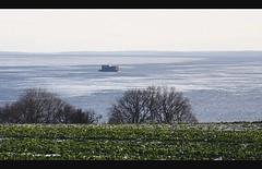 Entmagnetisierungsstelle (misanthrop10) Tags: deutschland marine meer balticsea ddr rgen ostsee volksmarine mv nva bodden mecklenburgvorpommern entmagnetisierungsstelle