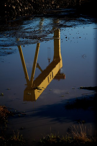 A Dirty Reflection
