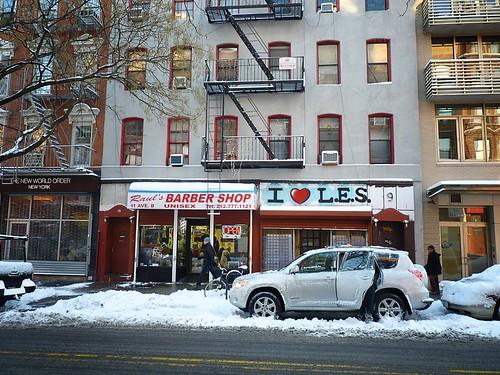 Alphabet City, New York City 601