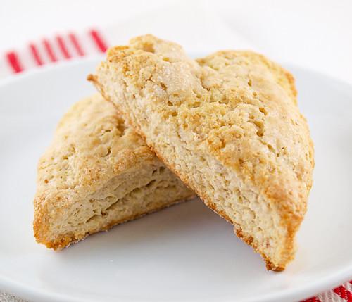 Buttermilk Brown Butter Scones