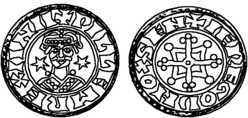 William Type V penny