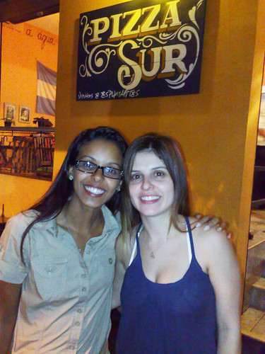 Eu e Belinha