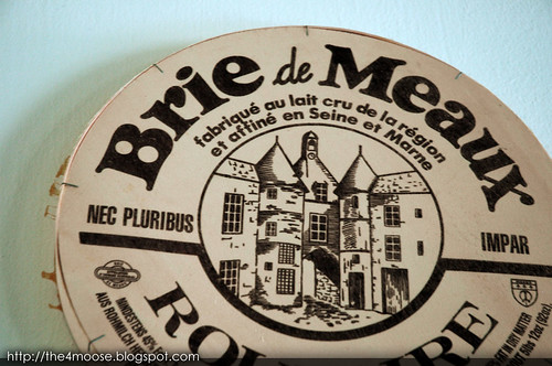 Black Sheep Cafe - Brie de Meaux
