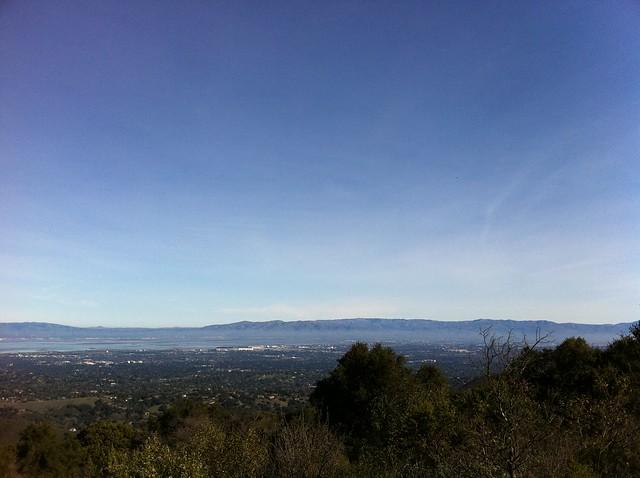 South bay view