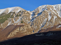 Escursionismo Majella - Monte Morrone da Roccacaramanico