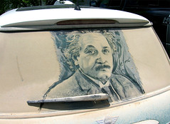 Einstein por Scott Wade