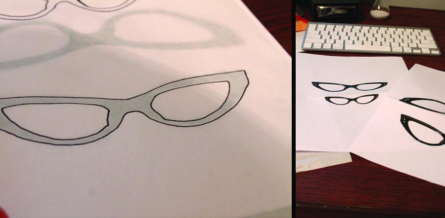 Glasses Step 1