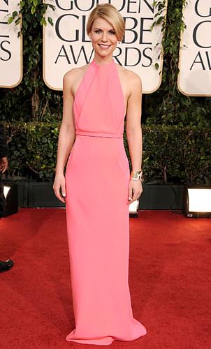 Claire Danes Golden Globes 2011